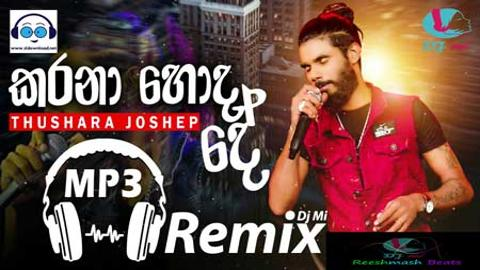 Karana Hoda De Remix Dj mp3 download 2021 sinhala remix free download