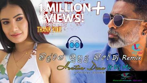 Nilwan Muhudu Theere Official Cover Remix Dj 2021 sinhala remix free download